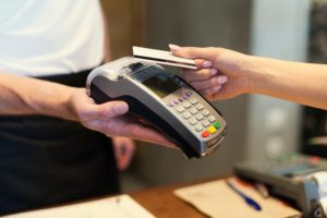 Contactless payments with Clearly Payments