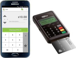 Ingenico iCMP Mobile Payments for Clearly Payments