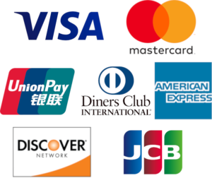 Accept many credit cards with Clearly Payments