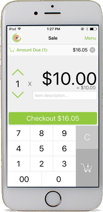 Clearly Payments Mobile
