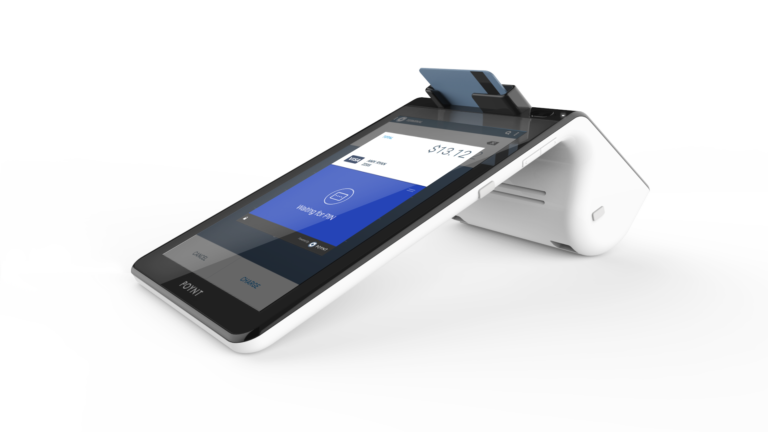 Poynt Point of Sale Credit Card System