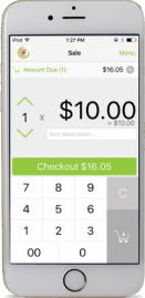 Mobile Payments App - Clearly Payments