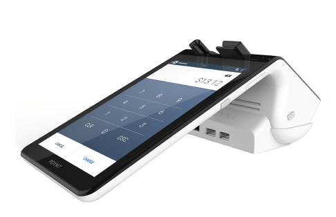 Poynt Payment Terminal and Point of Sale System