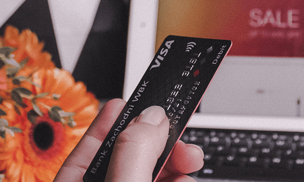 Make a credit card payment