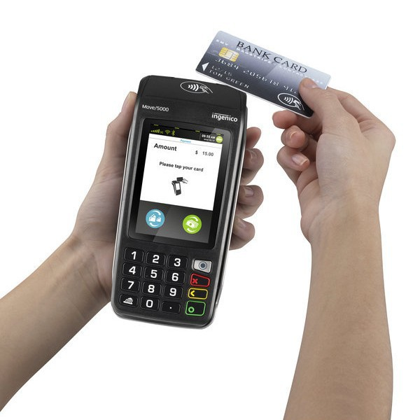 Ingenico Move 5000 Payment Terminal Contactless Payment