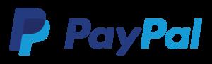 PayPal payment gateway logo