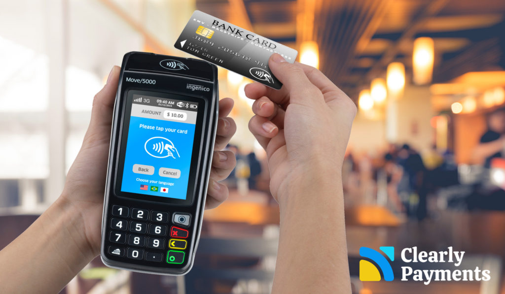 EMV Contactless Payments with Clearly Payments Credit Card Processing