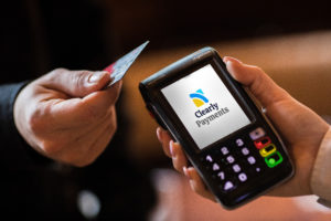 EMV Payment Terminal with Clearly Payments