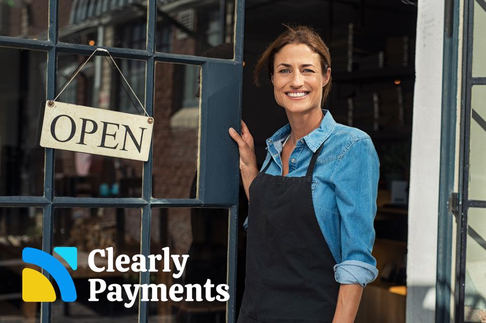 Small Business Payment Processing with Clearly Payments