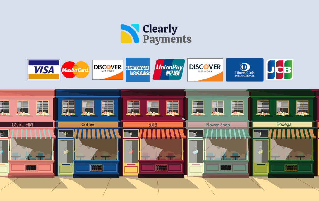 Generate revenue through payment processing by partnering with Clearly Payments