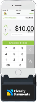 Mobile payments with iPhone using Clearly Payments